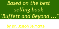Based on the book... buffett and beyond by jb farwell